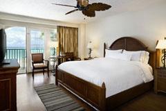 Westin Casuarina Resort Deluxe Ocean Front Room
