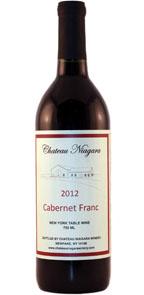 Chateau Niagara Winery 2012 Cabernet Franc