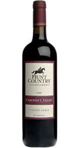 Hunt Country Vineyards 2012 Cabernet Franc
