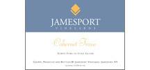 Jamesport Vineyards 2010 Cabernet Franc