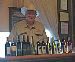 Cross Timbers Winery