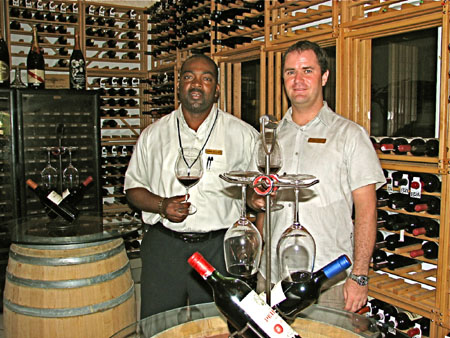 CuisinArt's Wine Cellar