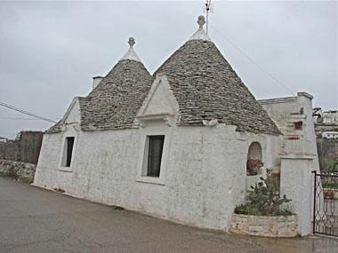 Trulli Stone House