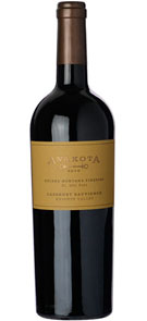 Anakota 2010 Helena Montana Vineyard Cabernet Sauvignon