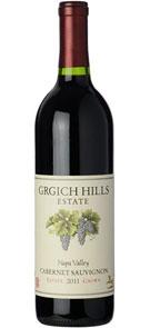 Grgich Hills Estate 2012 Cabernet Sauvignon