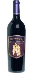 Metaphora Wines 2009 Cabernet Sauvignon