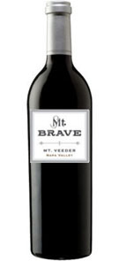 Mt. Brave Wines 2012 Mt. Veeder Cabernet Sauvignon