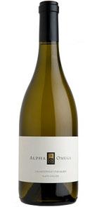 Alpha Omega 2014 Chardonnay Un-Oaked