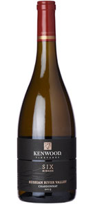 Kenwood Vineyards 2015 Six Ridges Chardonnay