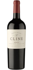 Cline Family Cellars Merlot Estate Grown