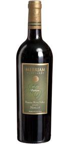 Merriam Vineyards Windacre Vineyard Estate Merlot