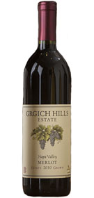 Grgich Hills Estate Napa Valley Merlot
