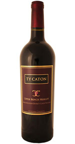 Ty Caton Vineyards Upper Bench Merlot