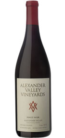 Alexander Valley Vineyards 2013 Pinot Noir Estate