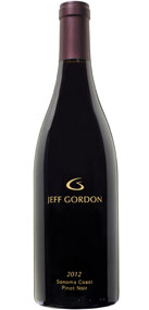 Jeff Gordon 2012 Pinot Noir