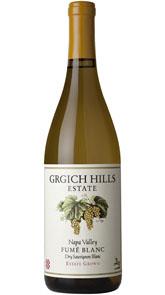 Grgich Hills Estate 2012 Fume Blanc Dry Sauvignon Blanc