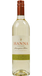 Hanna Sauvignon Blanc Russian River Valley