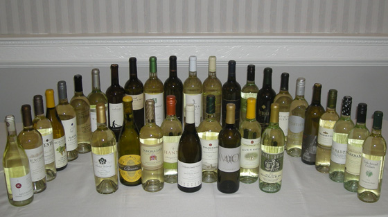 The Fifty Best California Sauvignon Blanc Tasting of 2014