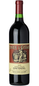 Heitz Cellar 2012 Zinfandel Ink Grade Vineyard