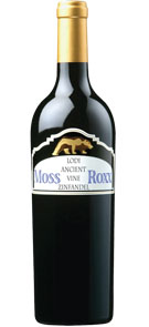 Oak Ridge Winery Moss Roxx 2012 Ancient Vine Zinfandel