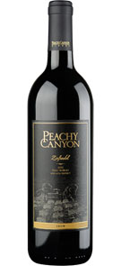Peachy Canyon Snow Zinfandel