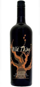 Carol Shelton Wild Thing Old Vine Zinfandel