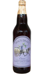 Doc's Draft Cassis Black Currant Hard Apple Cider
