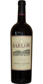 Barlow Vineyards 2010 Napa Cabernet Sauvignon
