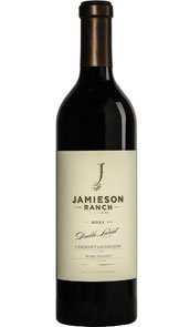 Jamieson Ranch Vineyards 2011 Double Lariat Napa Cabernet Sauvignon