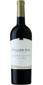 William Hill Estate 2011 Napa Cabernet Sauvignon