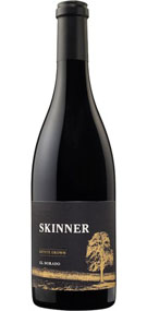 Skinner Vineyards Syrah El Dorado Estate Grown