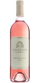 Sunstone Vineyards & Winery Rosè 2016