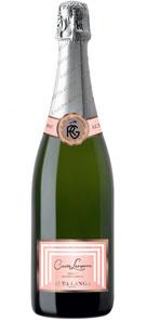 Cascina Bretta Rossa Alta Langua Classic Methode Sparkling Rosé Wine