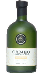 Cameo Vermouth No. 17 Semi-Dry White